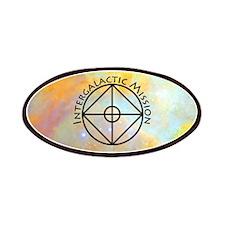 Intergalactic Mission Color Logo ~ Patches
