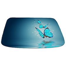 Magic Butterflies Bathmat