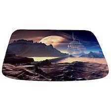 Alien Planet Bathmat