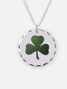 Lucky Irish Shamrock Necklace