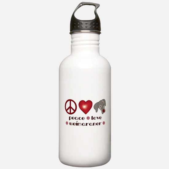 peace1.png Water Bottle