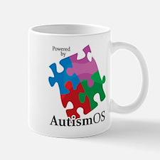 Autism OS Mugs