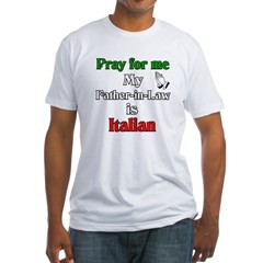 Pray for me my Father-in-Law Shirt