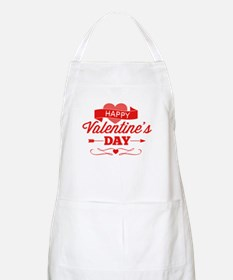 Happy Valentine's Day Apron
