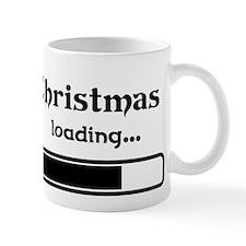 Christmas Loading Mugs
