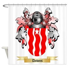 Downs Shower Curtain