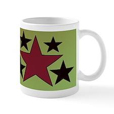 Star and Design Mug