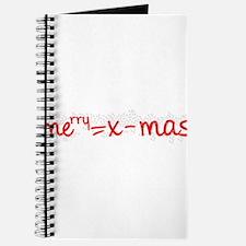 X Mas Formula Journal
