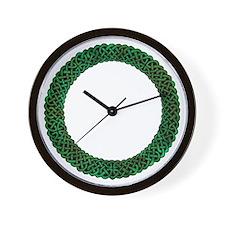 Celtic Vines Clock