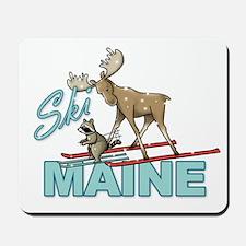 Ski Maine Mousepad