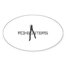 oval rodpatch