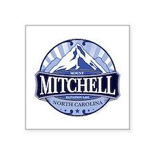 Mount Mitchell North Carolina Sticker