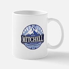 Mount Mitchell North Carolina Mugs
