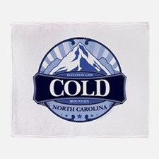 Cold Mountain North Carolina, South Carolina Throw