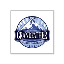Grandfather Mountain North Carolina-01 Sticker