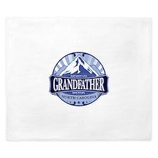 Grandfather Mountain North Carolina-01 King Duvet