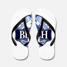 Beech Mountain North Carolina Flip Flops