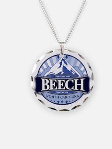 Beech Mountain North Carolina Necklace