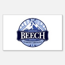 Beech Mountain North Carolina Decal