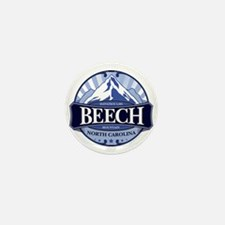 Beech Mountain North Carolina Mini Button