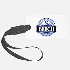 Beech Mountain North Carolina Luggage Tag