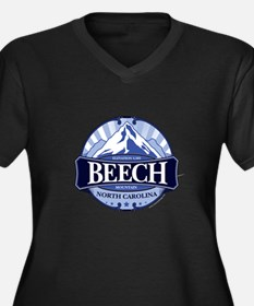 Beech Mountain North Carolina Plus Size T-Shirt