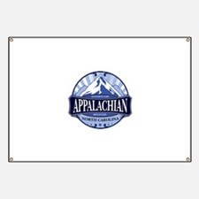 Appalachian Mountain North Carolina Banner
