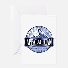 Appalachian Mountain North Carolina Greeting Cards