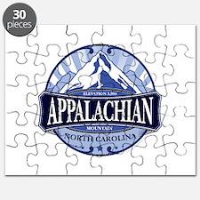 Appalachian Mountain North Carolina Puzzle