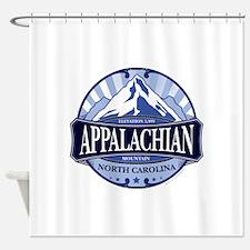 Appalachian Mountain North Carolina Shower Curtain