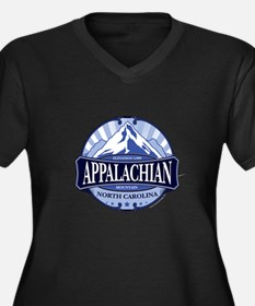 Appalachian Mountain North Carolina Plus Size T-Sh