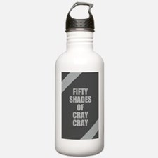 Fifty Shades of Cray C Water Bottle