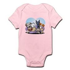 The Littlest Souls Infant Bodysuit