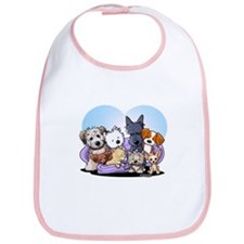 The Littlest Souls Bib