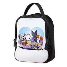 The Littlest Souls Neoprene Lunch Bag