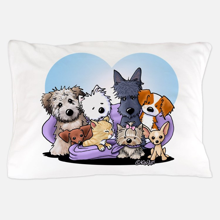 The Littlest Souls Pillow Case