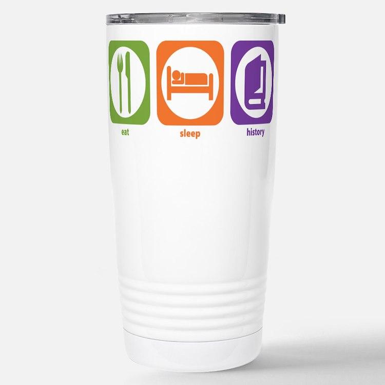 Cute History science technology Travel Mug
