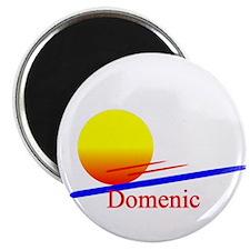 """Domenic 2.25"""" Magnet (10 pack)"""