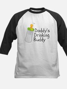Daddys Drinking Buddy Baseball Jersey