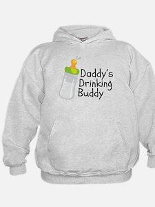 Daddys Drinking Buddy Hoodie