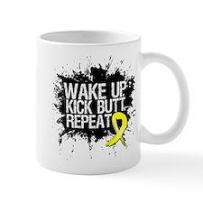 Sarcoma Cancer Kick Butt Mug