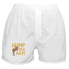 Hump Day! Boxer Shorts