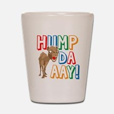 Humpdaaay Wednesday Shot Glass