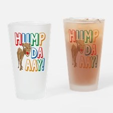 Humpdaaay Wednesday Drinking Glass