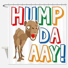 Humpdaaay Wednesday Shower Curtain