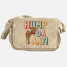 Humpdaaay Wednesday Messenger Bag