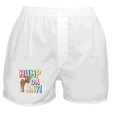 Humpdaaay Wednesday Boxer Shorts