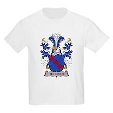 Thorsen Family Crest T-Shirt