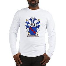 Thorsen Family Crest Long Sleeve T-Shirt