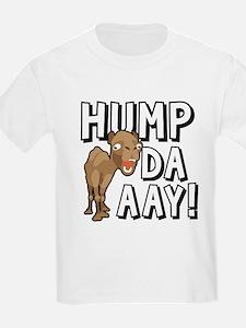 Humpdaaay Camel Wednesday-01 T-Shirt